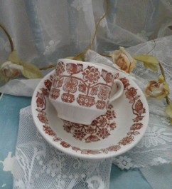 1970s bowl and cup *sold*