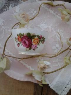 Crown Trent vintage sugar bowl