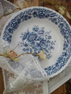 Large Ridgway bowl ~