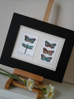 Live Free ~ www.etsy.com/uk/shop/heartofnaturestudio