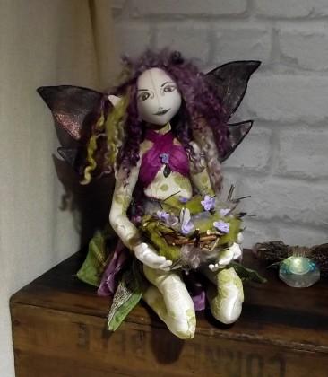 Spring faerie