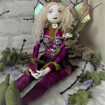 Amethyst faerie